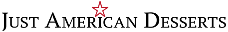 Just American Desserts Logo